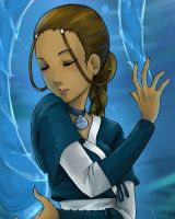Avatar: Katara by ala