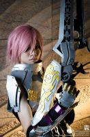 FFXIII-2 // 01 by Vega-Highwell