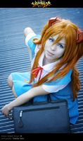 Second Child: Asuka Langley by behindinfinity