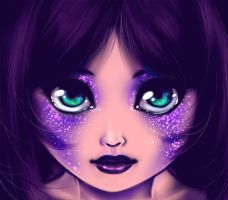 I can see galaxies by nyxtime