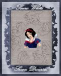 Snow white contest entry by Miss-Melis