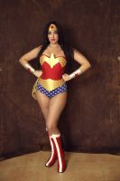 wonder woman costume deluxe by hollymessinger