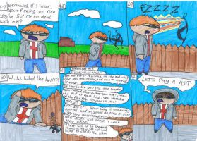 HANNAH MONTANA page 9 by megaphonnic