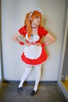 Asuka Maid Version 2 by MiahObsession