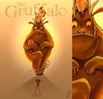 The Gruffalo by misterlobo