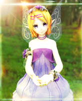 Fairy ~ Rin by Milionna