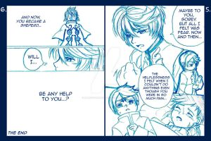 TOZ Comic 2 Pg 5 and 6 End by Alasse-Tasartir