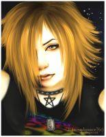 Uruha- The Gazette by Remembrance7