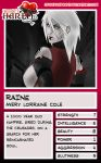 Raine Trading Card by IdolMonkeh