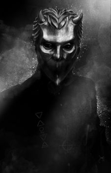 Nameless Ghoul by Devin-Francisco
