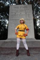 Seras 27 by DustbunnyCosplay