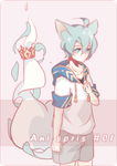 [Adopt Auction]: AniSpris #01 [CLOSED] by UGotRektHard