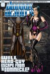 January the Dominatrix by Superheroine-Art