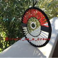 Pokeball Dream Catcher by Craft-Me-A-Dream