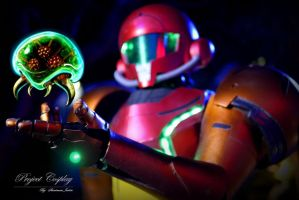 The Last Metroid is in Captivity. by d-slim