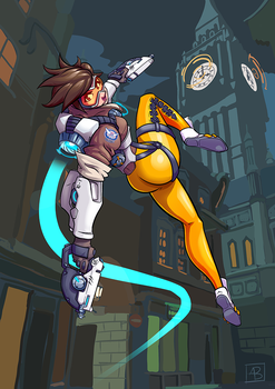 Tracer by art-blaster