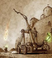 Catapult by Concept-Art-House