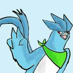 Donnie the Articuno by Jamie-the-Luxray-95