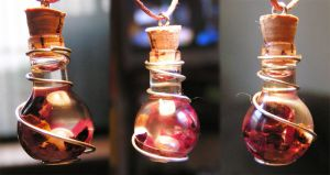 Magic Vial - Passion and Purity by Izile