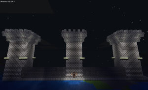 New Castle Concept 2 by archaeobibliologist