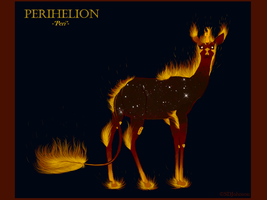 EE: Perihelion (Peri) by OpalSkye
