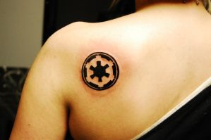 Star Wars Imperial insignia by WikkedOne