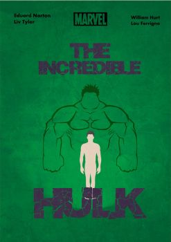 The incredible hulk by MetalMike91