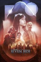 Seven Jedi Movie Poster by Studio-Fett