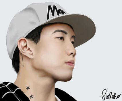 JAY PARK by Pinkshoo by pinkshoo
