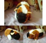 Plushie Guinea Pig by ruuwolf