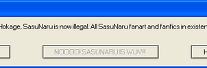 SasuNaru error by Anti-ItaRora