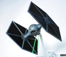 TIE fighter by enc86