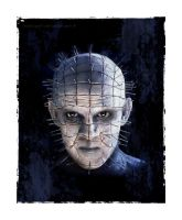 Pinhead tribute by Snobbygoth