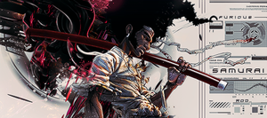 Afro Samurai by RodTheSecond