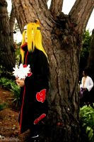 Sasuke VS Deidara: Forest Showdown Part 1 by POOTERSS