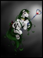 Sailor Pluto Pony by xanadove