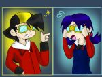 Goggle Time! by GameRGirl554