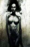 Deivan speed paint by menton3