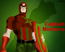 Captain Morocco by CoolDes