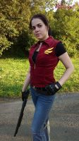 Claire Redfield RE:DC cosplay VII by Rejiclad