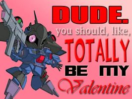 SDG Valentine - Doga Blue by Shockbox