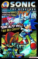 Sonic the Hedgehog #247 by RocketSonic