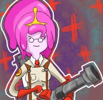 Bubblegum Medic by Stubbornstallion