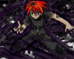 Negima-Negi's New Dark Power by BIGpac09