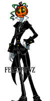 GV- Benjamin by FeArCrOwZ