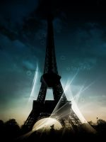 la Tour Eiffel by jrdnG