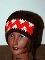 Do Mo inspired hat by LilithsSmile