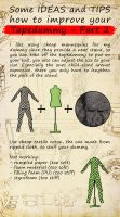 How to improve fursuitcrafting - Tapedummy Part 2 by FurForge