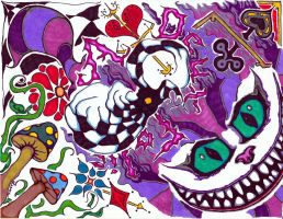 Folie A Duex - Commission by graffitica