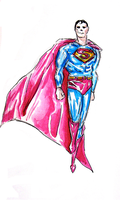 The Man of Steel by ma6